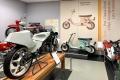 Fahrzeugmuseum Suhl: Simson-Roller Formgestaltung (Foto: Manuela Hahnebach)